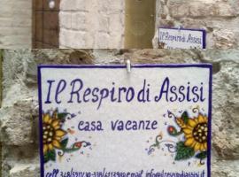 Il Respiro di Assisi, apartment in Assisi