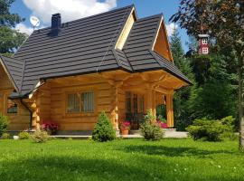 BIAŁY PUCH – hotel w pobliżu miejsca Kolej linowa na Kasprowy Wierch w Zakopanem
