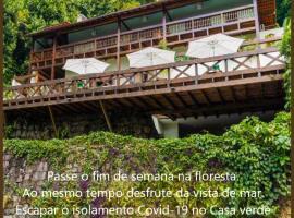 Pansija Casa Verde Riodežaneiro