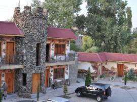 Mayisyan Kamurdj Hotel, hotel in Ijevan