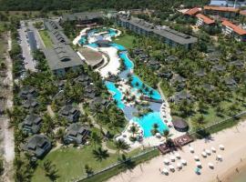 Beach Class Muro Alto 02 Quartos Premium, pet-friendly hotel in Porto De Galinhas
