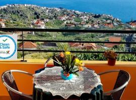 Lindo Apartamento Villa, hôtel à Ponta do Sol