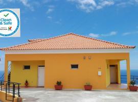 Appartamentos Villa, hôtel à Ponta do Sol