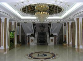 Dnepr Hotel, hotel in Cherkasy