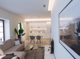 Dos Leones Apartamentos, apartment in Zaragoza