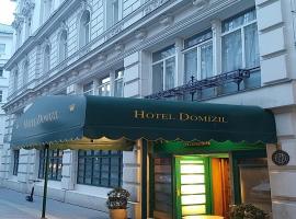 Hotel Domizil, hotel in Vienna