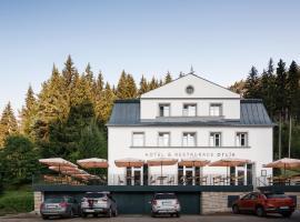 Hotel Orlík, hotel v destinaci Teplice nad Metují