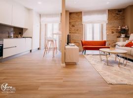 Apartamentos Rúa Vella, apartamento en Caldas de Reis