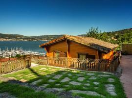 Cobres Rural, hotel cerca de Club de golf Ría de Vigo, San Adrián de Cobres