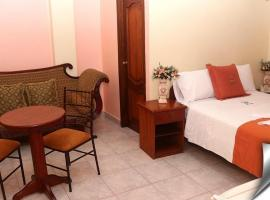 Hotel Los Ceibos, hotel in Santo Domingo de los Colorados