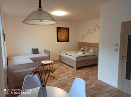 Apartmán BON, hotel poblíž významného místa TLV 12 délka, Horní Bečva