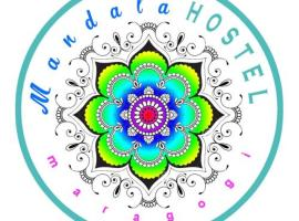 Mandala Hostel Maragogi Oficial, accessible hotel in Maragogi