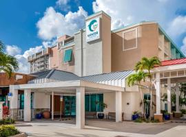 Winter the Dolphins Beach Club, Ascend Hotel Collection, hotel in Clearwater Beach