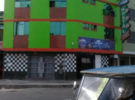 Hostal Jara, hotel near Jorge Chavez International Airport - LIM,