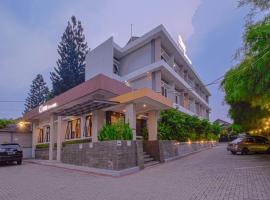 Citrus-House com Hotel, hotel in Bogor