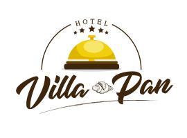 Hotel Villa Pan, hotel en Chignahuapan