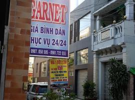 Hostel Garnet, pet-friendly hotel in Can Tho