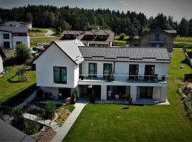 Apartmany 154, hotel dicht bij: Golfclub van Lipno, Lipno nad Vltavou