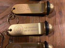 LE CHARME DE ST PIERRE, hôtel à Saint-Pierre-le-Moûtier