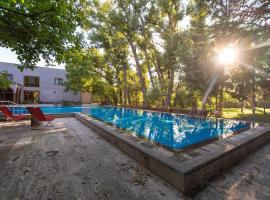 SUNOLUS VINEYARDHOUSe, hotel in Kayseri