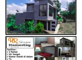 RR Homestay seroja, apartment in Garung