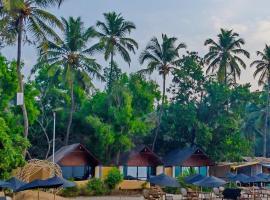 Nada Brahma Resort, hotel in Patnem