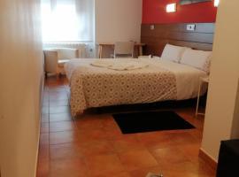 Hotel Cuéntame, hotel in Burgos