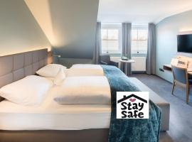 Hotel zur Post - Economy Rooms, hôtel à Garrel
