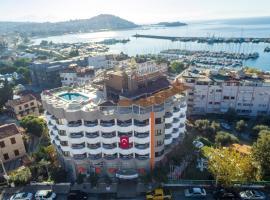 THE VIEW CITY HOTEL, hotel in Kuşadası