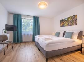 Hotel Clement, hotel near Eberbach Abbey, Ingelheim am Rhein