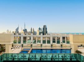 Sheraton Grand Hotel, Dubai, apartment in Dubai