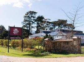 Trail's End, hotel in Grabouw