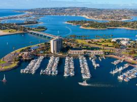 Hyatt Regency Mission Bay Spa and Marina, hotel near SeaWorld San Diego, San Diego