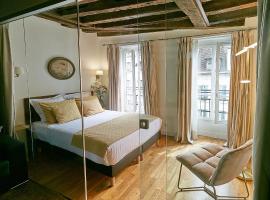Apartments Du Louvre, hôtel à Paris