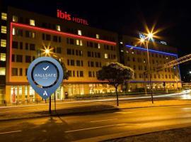 ibis budget Krakow Stare Miasto, hotel conveniente a Cracovia