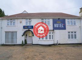 OYO Brunel Hotel, hotel in Uxbridge