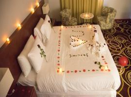 Carawan Hotel Jeddah - Al Naeem Near Al Danube Market in Madina Road, hotel in Jeddah