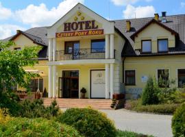 Hotel Cztery Pory Roku, hotel near Rzeszów-Jasionka Airport - RZE,