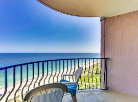 The Palms 1506 in Myrtle Beach w Private Balcony, apartment in Myrtle Beach