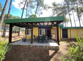 LES COTTAGES DE LEON, campground in Léon