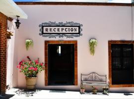Hotel El Mirador, hotel en Tequisquiapan