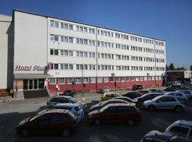 Hotel Plus, hotel poblíž Mezinárodní letiště M. R. Štefánika – Bratislava - BTS,