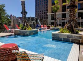 Hampton Inn & Suites San Antonio Riverwalk – hotel w mieście San Antonio