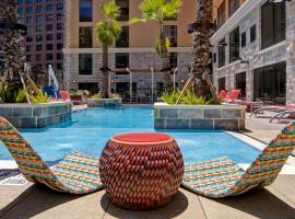 Hampton Inn & Suites San Antonio Riverwalk, hotel near River Walk, San Antonio