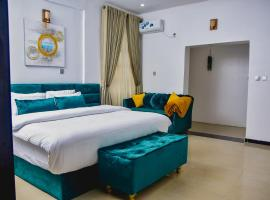 Sicily Luxury Suites、ラゴスのホテル