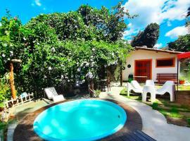 Olho D'Água Pousada, guest house in Guaramiranga