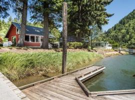 Big Salmon, vacation rental in Lincoln City