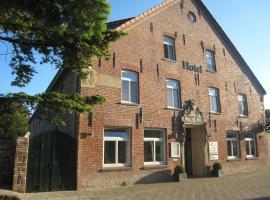 To`n Schlagboom, Hotel in Wangerland