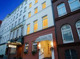 Hotel Condor, Hotel in der Nähe von: Binnenalster, Hamburg