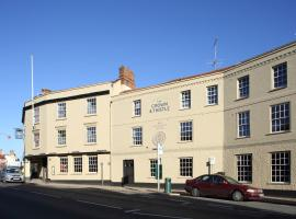 The Crown And Thistle, hotel in Abingdon